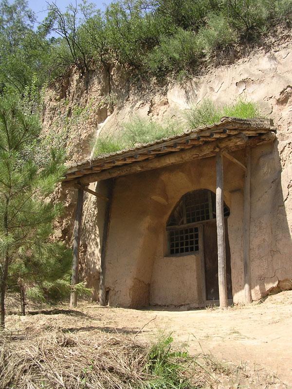 Cave Dwelling Yenan