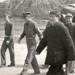Mao-ZhuDe-AmericansUSPlane