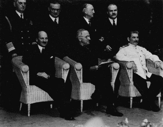 Potsdam Conference 1945