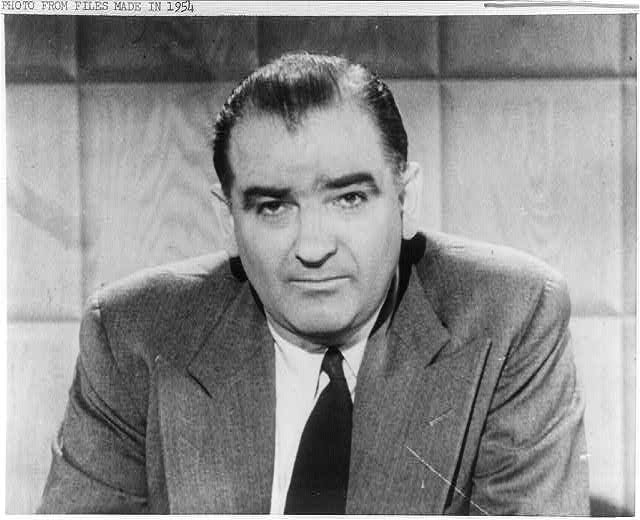 Senator McCarthy