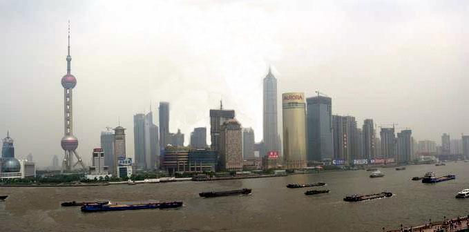 ShanghaiSkyline2004