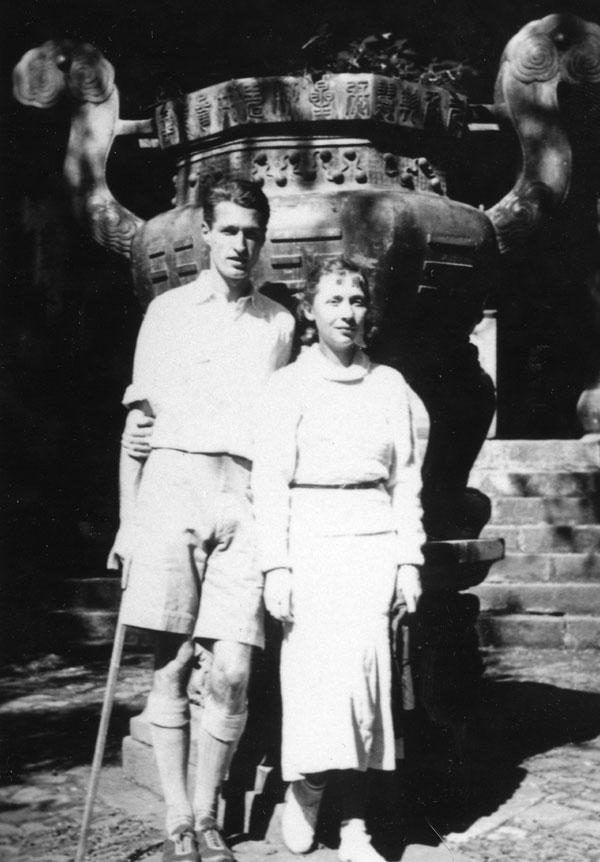 Jack Caroline Yunnanfu 1934